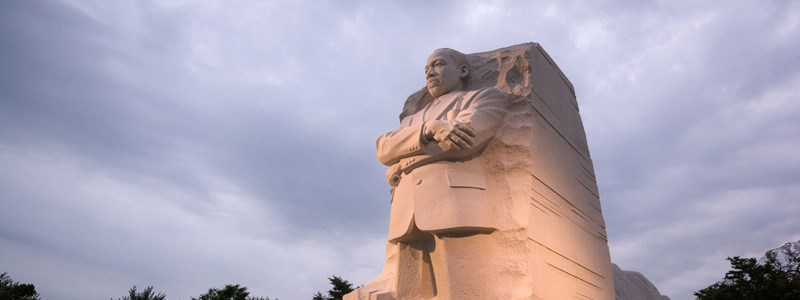 Martin Luther King Jr. memorial statue